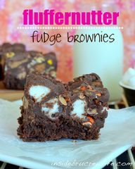Fluffernutter Fudge