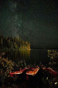 Isle royale under the stars #PureMichigan #Michigan