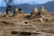 Landscapes | Steve McCurry (Kandahar, Afghanistan)