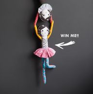 win this trapeze dol