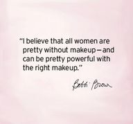Bobbi Brown #Beauty