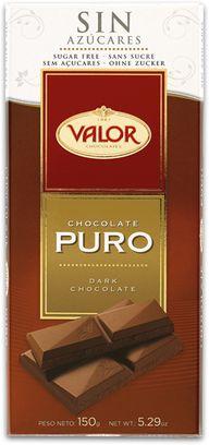 Puro, puro y sin azúcar añadido.