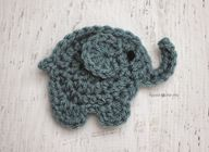 Elephant Applique: #