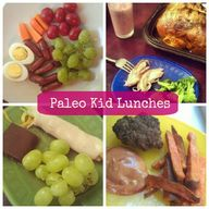 Four Easy Paleo Kid