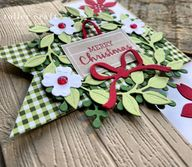 Arrange A Wreath Christmas Cards