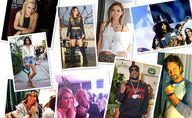 Celebrity brand fans