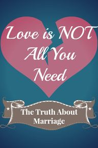 Love is NOT All You