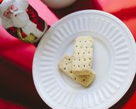 Maple Shortbread on