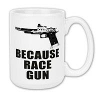 Because Race Gun Lar
