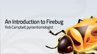 Firebug. You. Will.