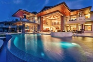 A luxury home we jus