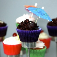 Cocktail Cupcakes -