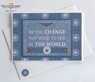 World of Good with envelope
