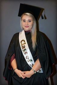 Rozelles Graduation after 3 Years at Pasquale Hairstylists was emotional and filled with Fun, Laughter and a few tears.