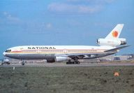 National Airlines DC