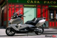 BMW Maxi-Scooter C65