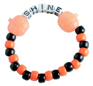 SHINE Pumpkin Bracel