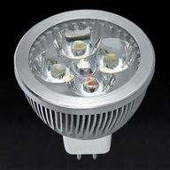 12V 6 Watt LED MR16