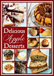 apple desserts gallo