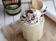 Boozy Irish coffee m