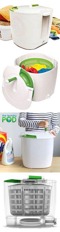 Laundry POD - portab
