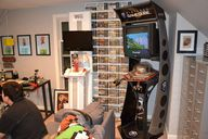 A Gaming Room For Wh