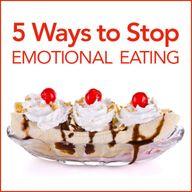 Emotional eating is...