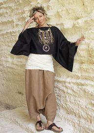 *♥* Top kimono sleev