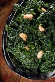 Kale Salads are in f