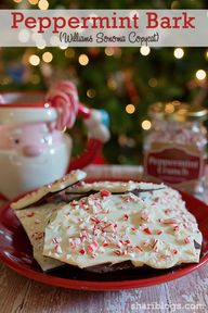 Peppermint Bark (Wil