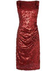 Angele Sequin Dress