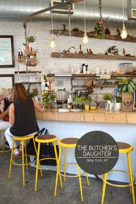 The Butcher's Daught