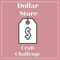 Making A Dollar Store Sign My Own