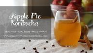 Apple Pie Kombucha
