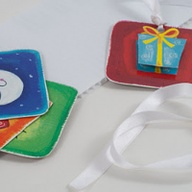 Upcycled: Gift Tags