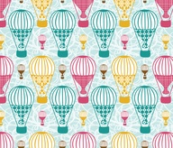 Hot air balloon fabr