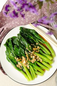 Chinese Broccoli wit