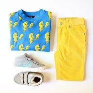⚡ Thunder Boy ⚡  #bo