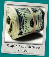Simple Ways to Save