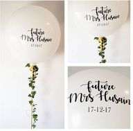 Custom printed 3ft balloons
