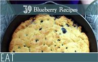 39 Blueberry Recipes