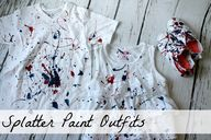 How to Make Splatter