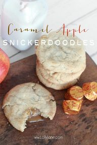 Caramel Apple Snicke …