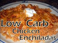 Recipes: Low Carb En