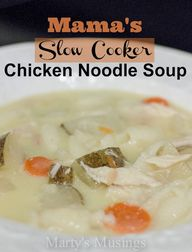 Mama's Slow Cooker C