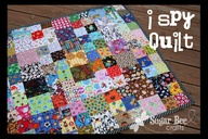 I spy quilt. This on