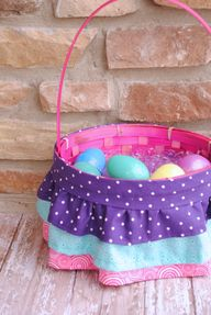 DIY Ruffled Easter B