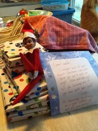 Elf on the Shelf Upd