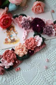 Little Treasures: Floral Headbands