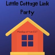 Little Cottage Link Party #59 - lovemycottage